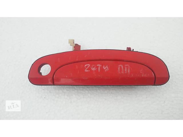 купить бу Ручка двери передняя правая для Hyundai Getz в Тернополе