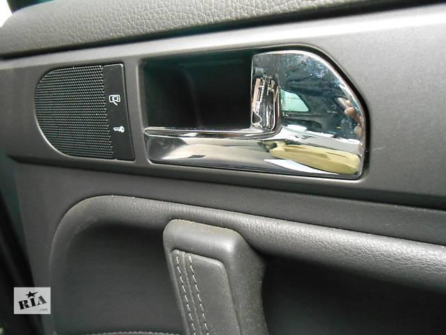купить бу  Ручка двери внутреняя Volkswagen Touareg (Фольксваген Туарег) 2003г-2009г в Ровно