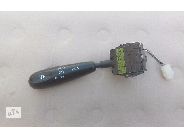 бу Подрулевой переключатель света+поворотов для Daewoo Matiz 1998-04 в Тернополе