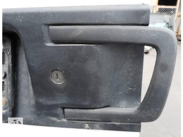 Ручка задней розпашной двери Фіат Фиат Добло Новый кузов 263 Fiat Doblo Nuovo 263 2009-2014- объявление о продаже  в Ровно