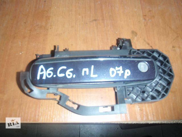 купить бу Ручка двери Audi A6 2007 в Львове