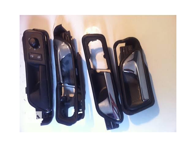 Ручки дверные автомобильные хромированные на Volkswagen Caddy- объявление о продаже  в Житомире