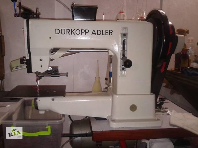 купить бу Рукавная швейная машина  Adler 205-374 Экстра тяжелая в Хмельницком