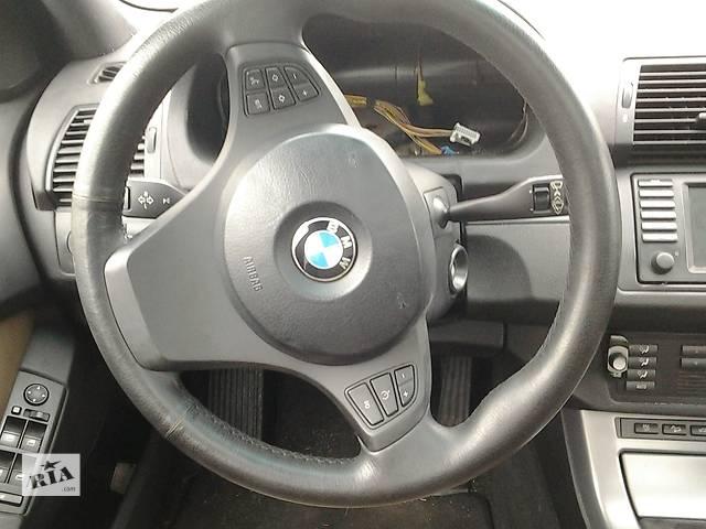 Руль для легкового авто BMW X5- объявление о продаже  в Ужгороде