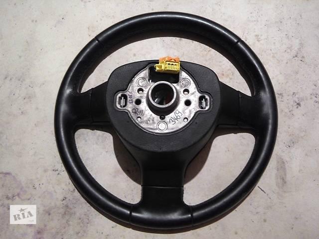 продам  Руль для легкового авто Volkswagen Passat B6 кожа бу в Полтаве