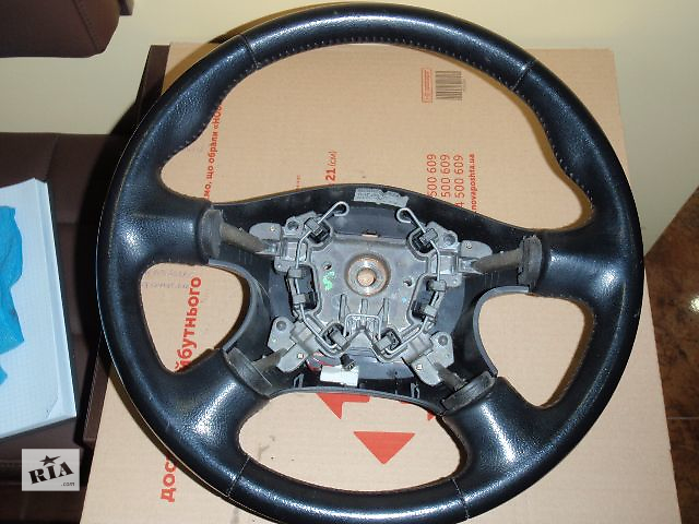 купить бу Руль для Nissan Primera P12 2002 в Львове