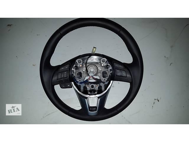 Руль для седана Mazda 3- объявление о продаже  в Ровно