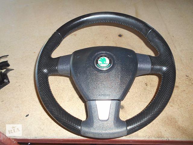 продам Руль для Skoda Octavia A5 RS 2008 бу в Львове