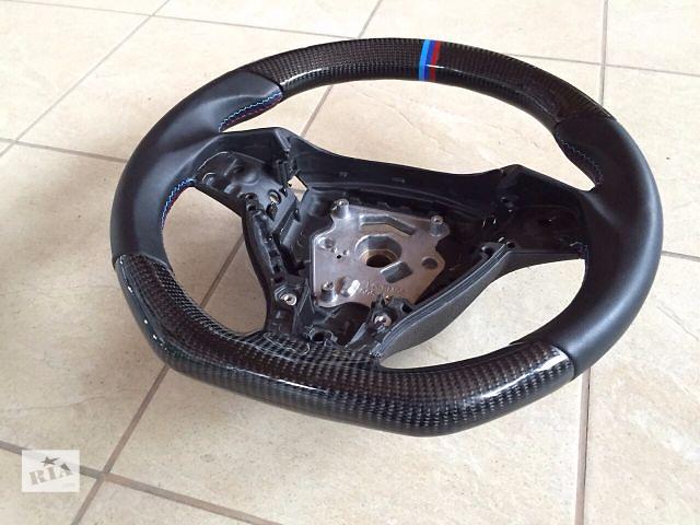 Руль карбоновый на BMW F10- объявление о продаже  в Луцке