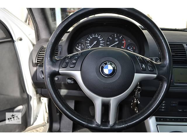 Руль/Кермо BMW X5 БМВ х5 Е53 е53- объявление о продаже  в Ровно