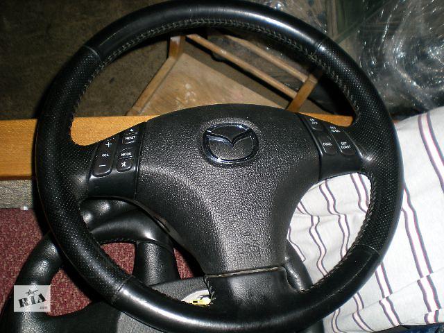 Руль  Mazda 6- объявление о продаже  в Луцке