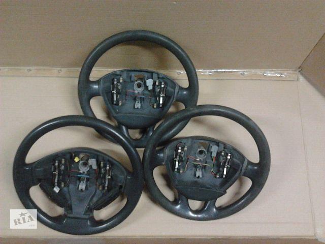 купить бу Руль Renault Trafic, Opel Vivaro, Nissan Primastar Мультируль IDEAL!!!  Руль для легкового авто Renault Trafic в Бориславе