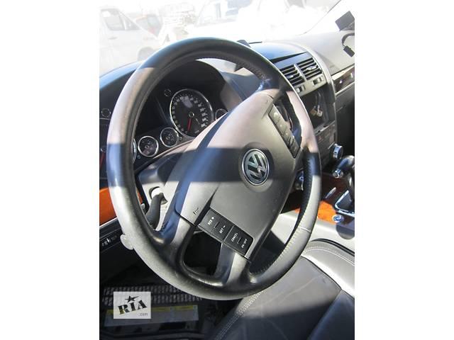 купить бу Руль Volkswagen Touareg Фольксваген Туарег 2003г-2006г в Ровно