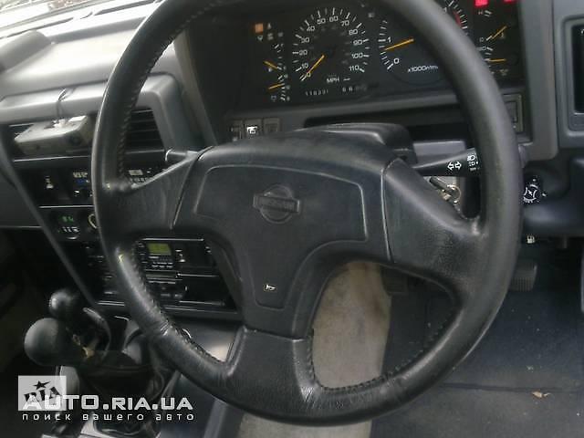 Руль для Nissan Patrol GR- объявление о продаже  в Гайсине