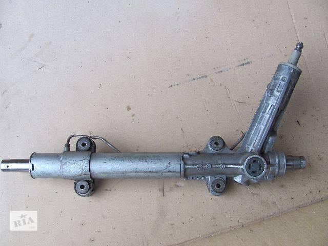 Рулевая рейка спринтер ремонт своими руками