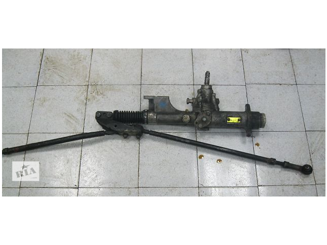 Ауди 80 б3 ремонт рулевой рейки