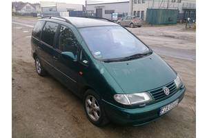 б/у Рулевая рейка Volkswagen Sharan