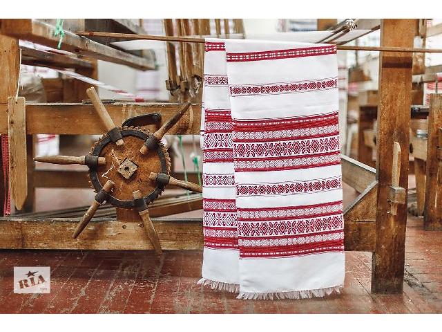 продам Рушники тканые свадебные 2.5 м бу в Богуславе