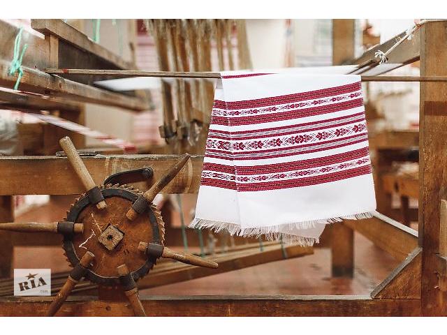 Рушники тканые свадебные 80 см- объявление о продаже  в Богуславе