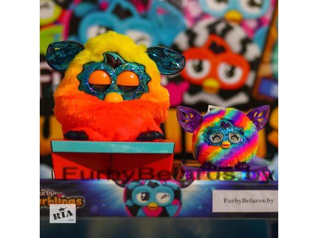 бу РУССКОЯЗЫЧНЫЙ Ферби Бум, Фёрби, Furby Boom Crystal.ОПТОМ в Чернигове