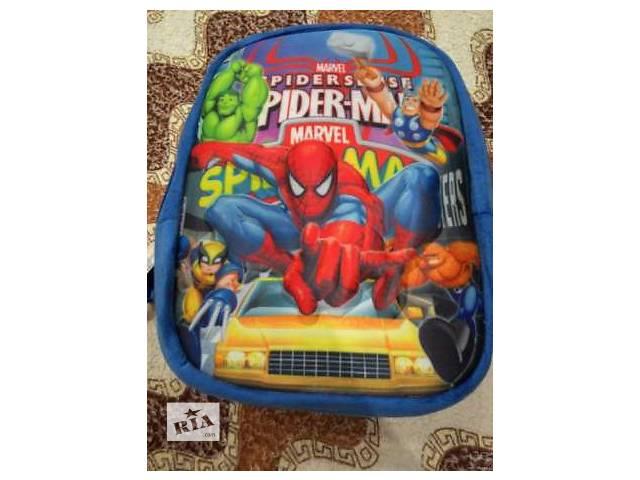 бу Рюкзак Человек паук в Черкассах