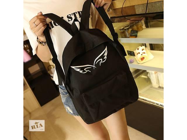 купить бу Рюкзак городской. Рюкзак унисекс. Молодежный стильный рюкзак. Подарок в Виннице