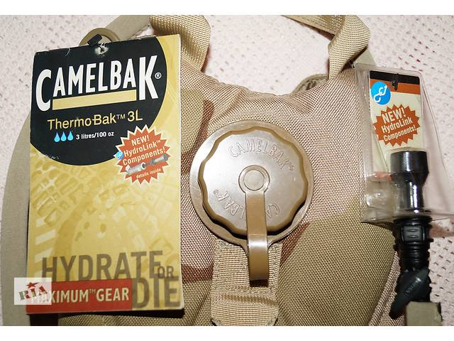 Рюкзак гидратор новый - CamelBak ThermoBak 3L - гидросистема- объявление о продаже  в Киеве
