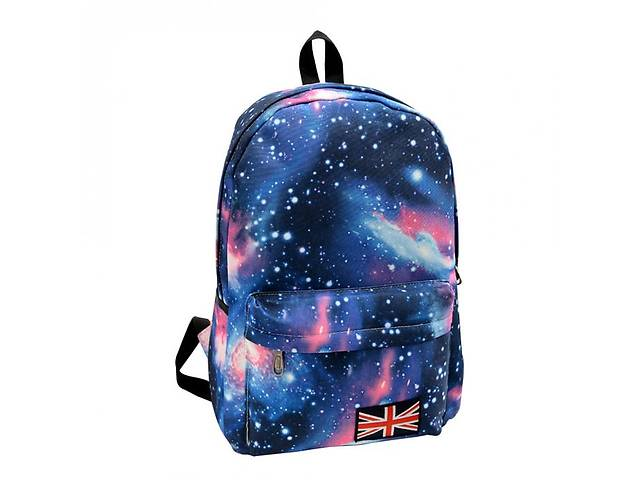 купить бу Рюкзак космос унисекс. Молодежный стильный рюкзак. в Виннице
