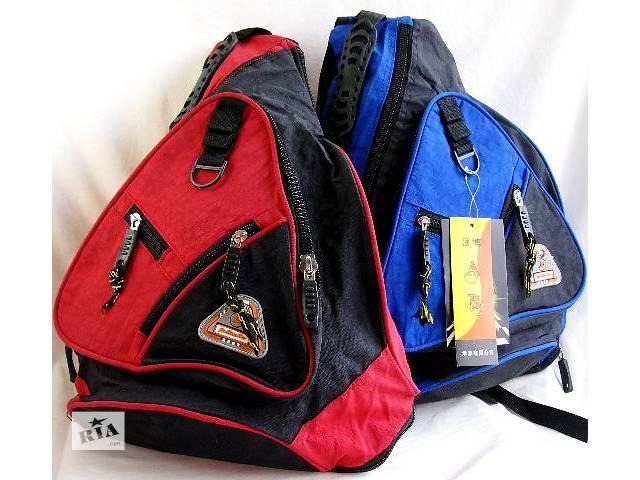 Рюкзак на одно плечо , рюкзак однолямочный , качественный молодежный рюкзак .- объявление о продаже  в Черновцах