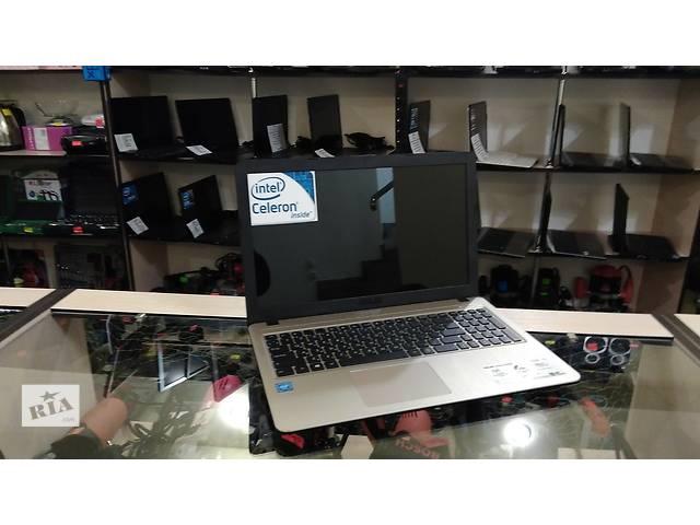 С витрины Asus 15.6 2 ядра интел, 2 озу 500 в идеале с коробкой  - объявление о продаже  в Виннице