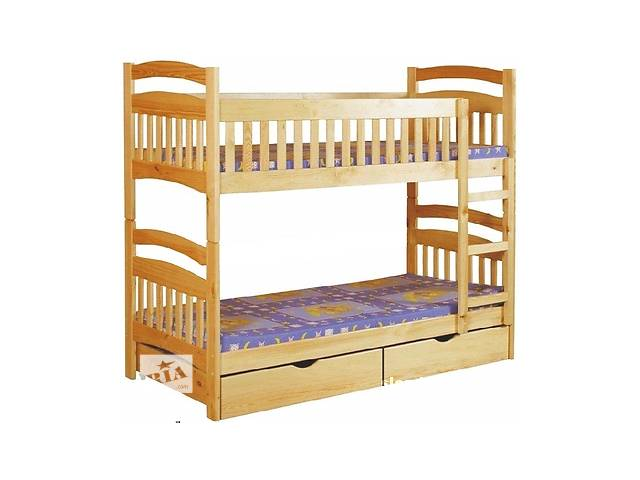 продам Karina:  двухъярусная кровать -  трансформер (гарантия качества) от изготовителя! бу в Луцке