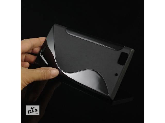 S line original TPU силиконовый чехол Lenovo IdeaPhone K900- объявление о продаже  в Запорожье