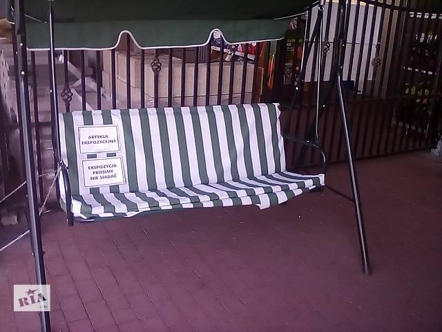 Садова качеля,гойдалка,садовая качель 170 X 110 X 153 CM- объявление о продаже  в Дрогобыче