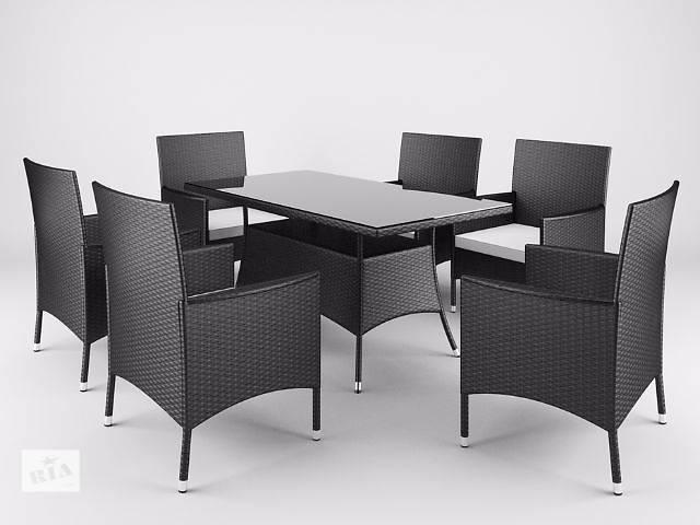 купить бу Садовая мебель TRAPANI DIVOLIO набор 6 человек. в Тернополе