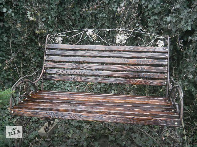 бу Садовая мебель, декор Кованая мебель для сада, в Николаеве