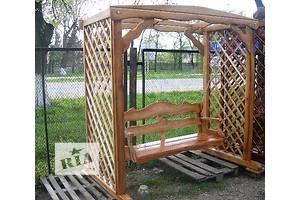 Садовая мебель, декор Садовые качели новый