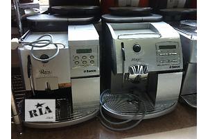 б/у Жерновая кофемолка Saeco