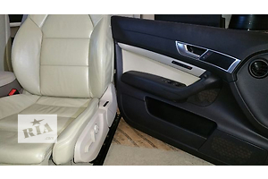 Салоны Audi A6 Allroad