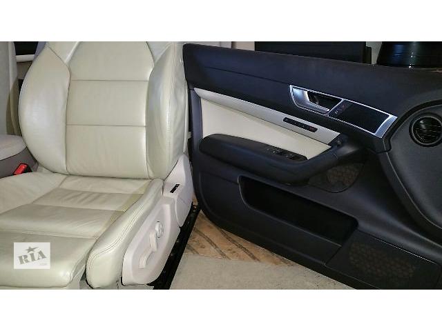 бу Салон для легкового авто Audi A6 Allroad c6 в Костополе