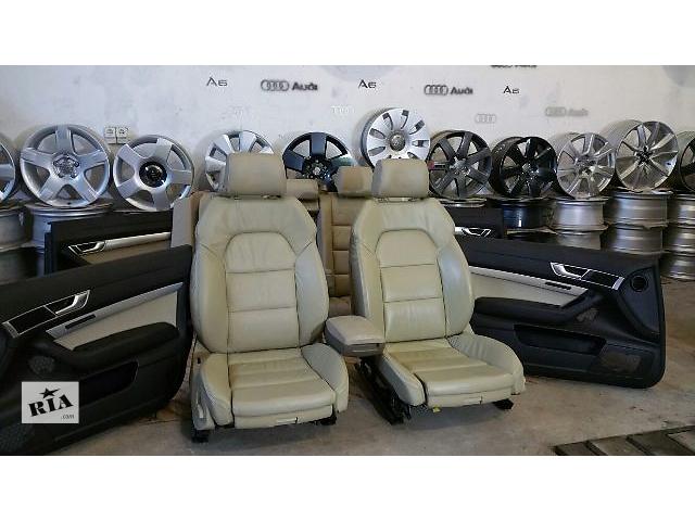 бу Салон для легкового авто Audi A6 с6 в Костополе