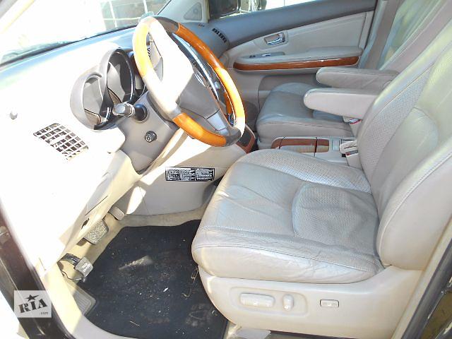 Салон для легкового авто Lexus RX300 2003- объявление о продаже  в Львове