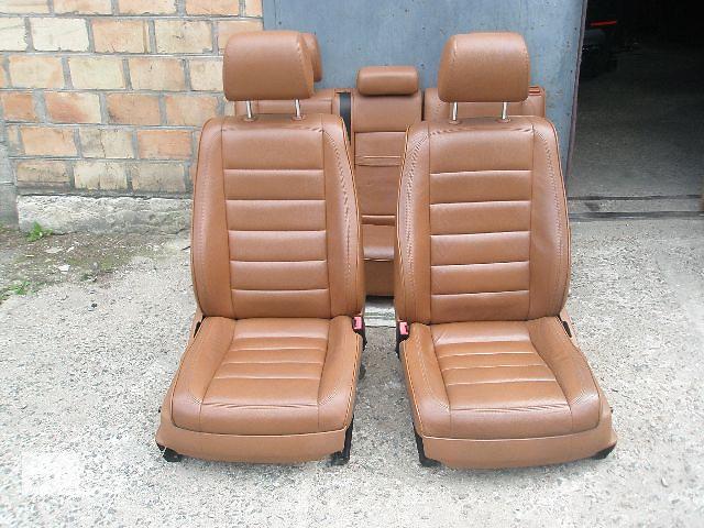 продам Туарег сиденье Салон для легкового авто Volkswagen Touareg бу в Киеве