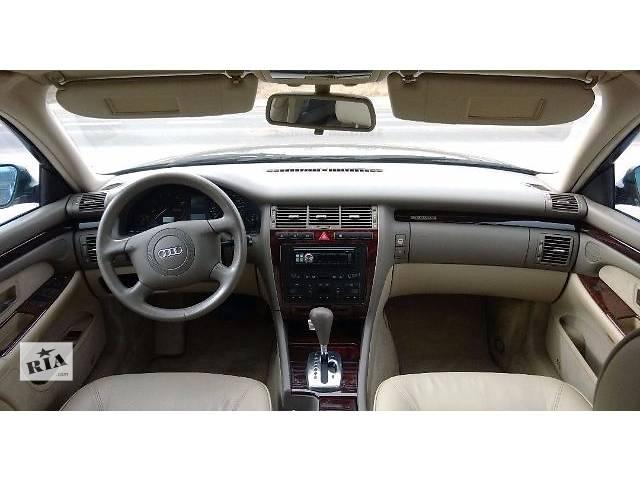 Салон шкіряний для седана Audi A8 1997- объявление о продаже  в Львове