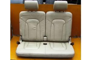Сиденье Audi Q7