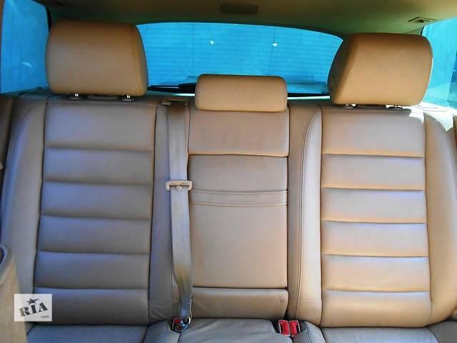 купить бу Салон Volkswagen Touareg Фольксваген Туарег 2003г-2006г в Ровно
