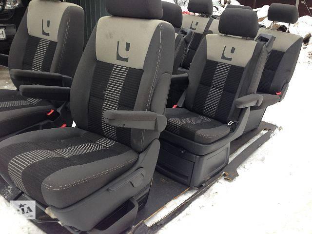 купить бу Салон Unaited на Volkswagen Multivan  T5  в Киеве