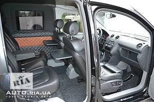 Карты крышки багажника Volkswagen Caddy