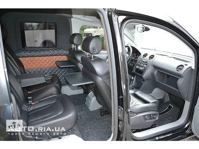 купить бу Салон Легковой Volkswagen Caddy Микроавтобус в Хмельницком