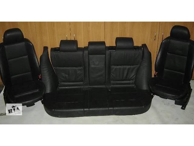 купить бу Салон Sport BMW X5 2005 Е53 в Бучаче