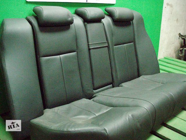продам Салон шкіряний для легкового авто Chevrolet Epica бу в Львове